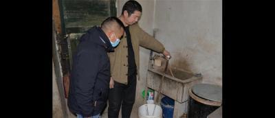 伊州区二堡镇巩固提升农村饮水安全,彻底解决9个行政村1.46万人的饮水问题